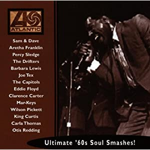 Atlantic Ultimate '60s Soul Smashes!