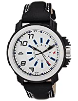 Fastrack Sport Analog White Dial Men's Watch - 38015PP01