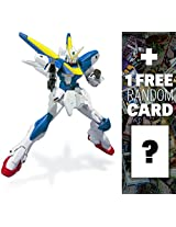 Lm314 V21 Victory 2 Gundam: Gundam X Robot Spirits Action Figure Series + 1 Free Official Japanese Gundam Trading Card Bundle [#089]