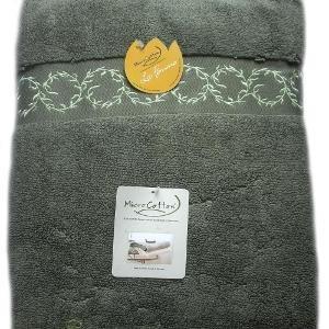 Micro Cotton Patina Lafemme Bath Sheet
