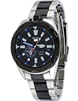 Seiko 5 Stainless Steel Automatic Mens Watch Ssa171