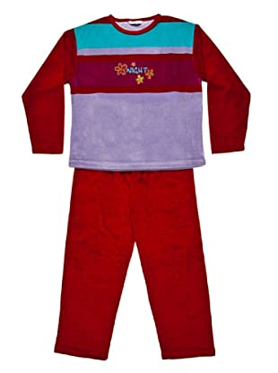 Bkb Pijama Niña (Rojo)