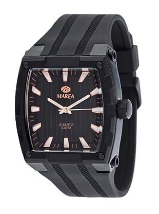 Marea 35226/2 - Reloj Caballero caucho Negro