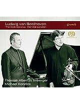 Beethoven:Violin & Piano  [Thomas Albertus Irnberger; Michael Korstick ] [Gramola : 99106]