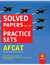 AFCAT: Air Force Common Admission Test - Solved Papers & Practice Sets (Old Edition)
