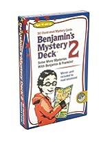 Mindware Benjamin'S Mystery Deck 2, Multi Color