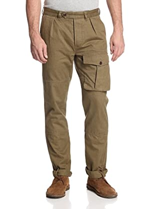 Todd Snyder Men's Cargo Pant (Brown)