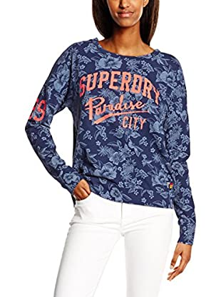 Superdry Longsleeve Hawaii Slub
