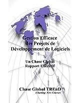 Gestion Efficace des Projets de Développement de Logiciels (French Edition)