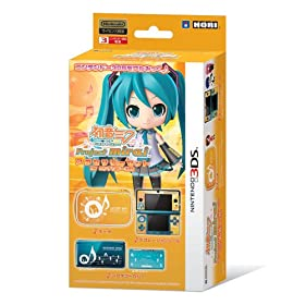 �����~�N and Future Stars Project mirai �A�N�Z�T���[�Z�b�g for �j���e���h�[3DS