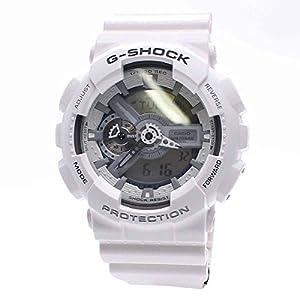 Casio G-Shock World-Time Analog-Digital Grey Dial Men's Watch - GA-110C-7ADR (G303)