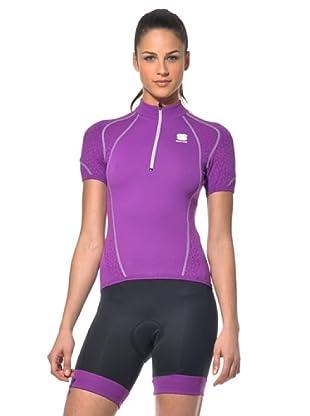 Sportful Mallot Bike Chic (Violeta)