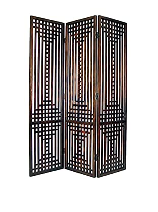 Charleston Sarawak Screen, Brown