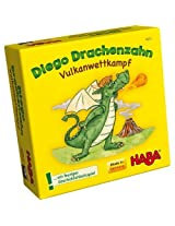 Haba Dragon Diego Dart Volcano Competition, Multi Color