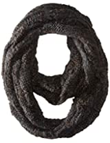 D&Y Women's Solid Knit Loop