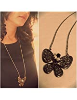 Knickknack Adorable Butterfly Long Chain