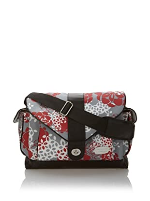JJ Cole Myla Diaper Bag (Cherry Lotus)