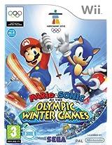 Mario & Sonic: Olympic Winter Games (Nintendo Wii) (NTSC)