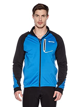 Gonso Chaqueta Pickens Thermo-Active (Negro/Azul)