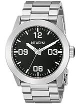 Nixon Private SS Watch - Men's Black, One Size [Watch] Nixon