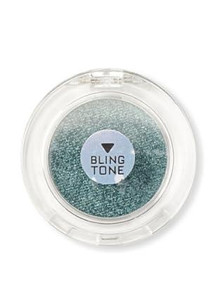 MyFace Cosmetics Blingtone Single Eyeshadow (Crystalline Green)