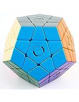MF8 Latch Megaminx Stickerless Magic Cube 90mm