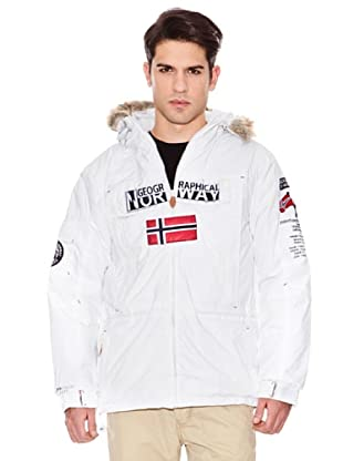 Geographical Norway/ Anapurna Anorak Aaron (blanco)