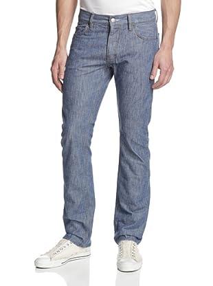 Jean Machine Men's J.M-2 Oxford Straight Leg Jeans (Sprint)