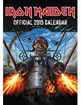 Official Iron Maiden Calendar 2015