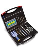 GGI International WTK19 Piece Tool Kit Clock