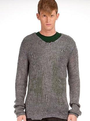 Custo Pullover Kokoli (Grau)