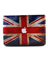 "Defender Royal Snap-On 360 degree Hard Protective Flexible Shell Case Cover with Scratch Resistant Frost Texture and Logo Cutout For Apple MacBook Pro 15.4"" inch"