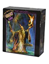 The Wizard Glow In The Dark 550 Piece Jigsaw Puzzle By Ceaco
