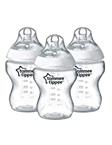 Tommee Tippee Bottle 9 Ounce 3 Count