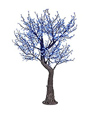 LED Blue Cherry Blossom Tree, Blue Bulbs
