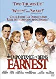 Importance of Being Earnest [DVD] (2002)
