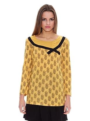 Pepa Loves Camiseta Alonsa (Mostaza)