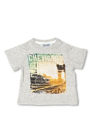 Chevignon Kids Camiseta Okeechobee (Gris)