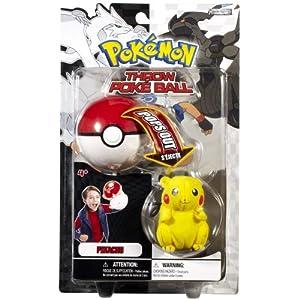 Pokemon Throw Poke Ball B&W series