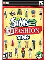 The Sims 2 H&M Fashion Stuff (PC)