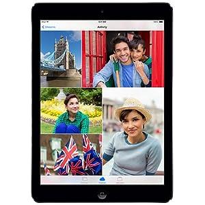 Apple iPad Air (9.7 inch,16GB, Wi-Fi), Space Grey