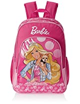 Barbie Pink Children's Backpack (EI-MAT0049)