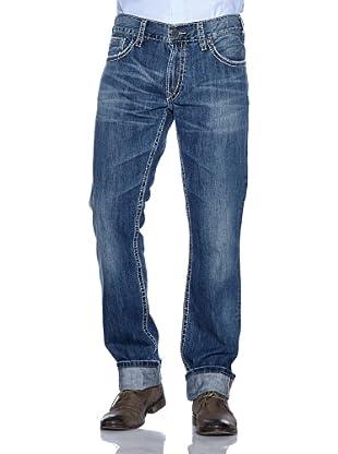 Silver Jeans & Co. Vaqueros Slim Robert (Azul Medio)