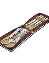 Rimei RM70044 7 in 1 Nail Clippers Pedicure Kit Manicure Set