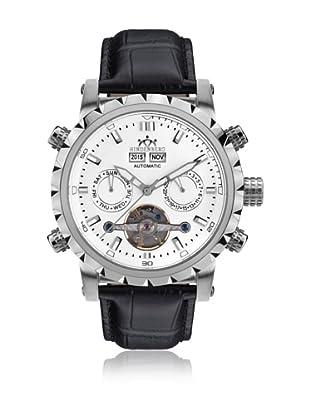 Hindenberg Reloj automático Man 370-H Expeditor Negro 43.0 mm