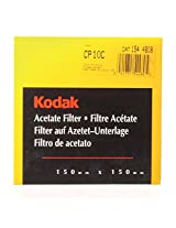 Kodak Color Printing Filter Acetate Cyan 0.10 - 6