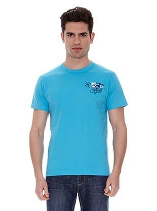 TH Camiseta Wakeboarder Timothee (Turquesa)