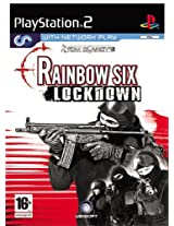 Tom Clancy's Rainbow Six Lockdown (PS2)