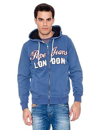 Pepe Jeans London Sudadera Hewring (Azul)
