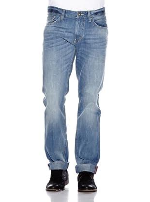Tom Tailor Pantalón Osia (Azul Claro Washed)